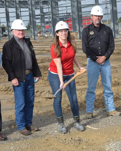 Ancaster Agricultural Society's new multipurpose building called a 'game-changer'