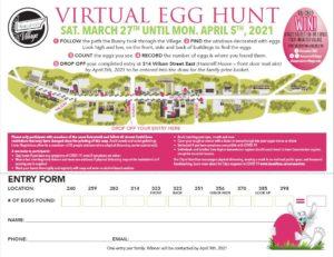 BIA Easter Virtual Egg Hunt