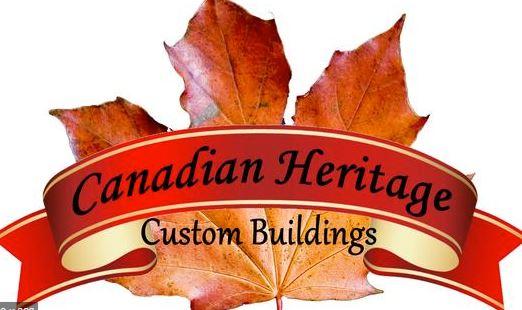 Canadian Heritage Sheds