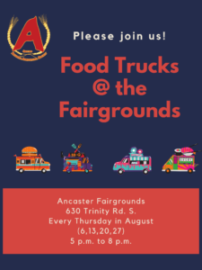 Fairgrounds Food Trucks @ Ancaster Fairgrounds | Hamilton | Ontario | Canada
