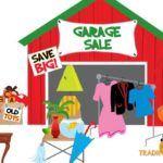 Homecraft Garage Sale- Saturday, March 21, 2020