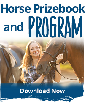 Horse Prizebook and Program