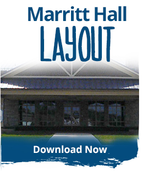 Marritt Hall Layout